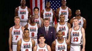 Official Dream Team photo