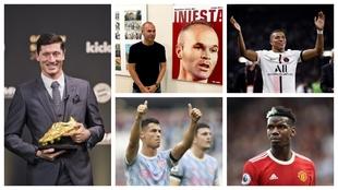 Los 10 futbolistas mejor pagados del mundo: dos madridistas y tres jugadores del PSG