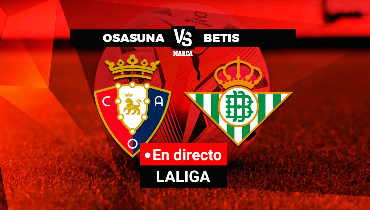 Osasuna vs Betis Highlights 23 September 2021