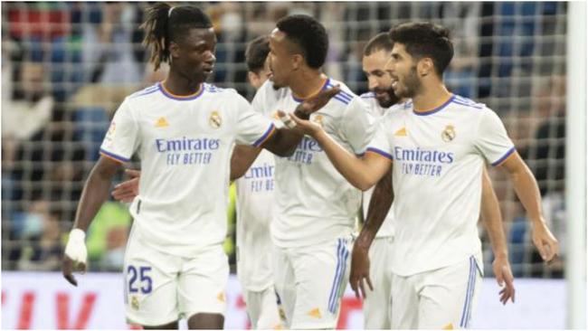 El Madrid pierde 10 años