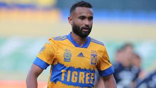 Sierra llegó a Tigres para el Clausura 2020  