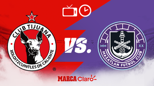Tijuana vs Mazatlán FC: Horario y dónde ver en vivo.