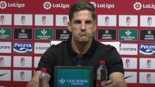 La rajada de Robert Moreno que tiene indignada a la afición del Granada