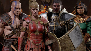 Clases de Diablo II Resurrected