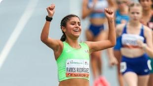 Próximamente competirá en los Juegos Panamericanos Jr de Cali