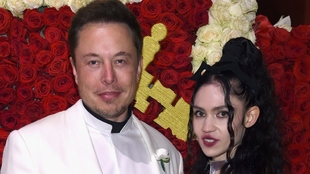 Musk and Grimes