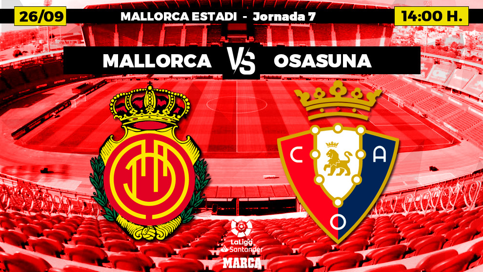Mallorca vs Osasuna Highlights 26 September 2021