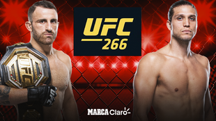 UFC 266 en vivo la pelea por dos títulos: Volkanovski vs Ortega y Shevchenko vs Murphy; resultados en directo