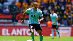 Nicolás López sufrió un malestar repentino que lo llevó al...