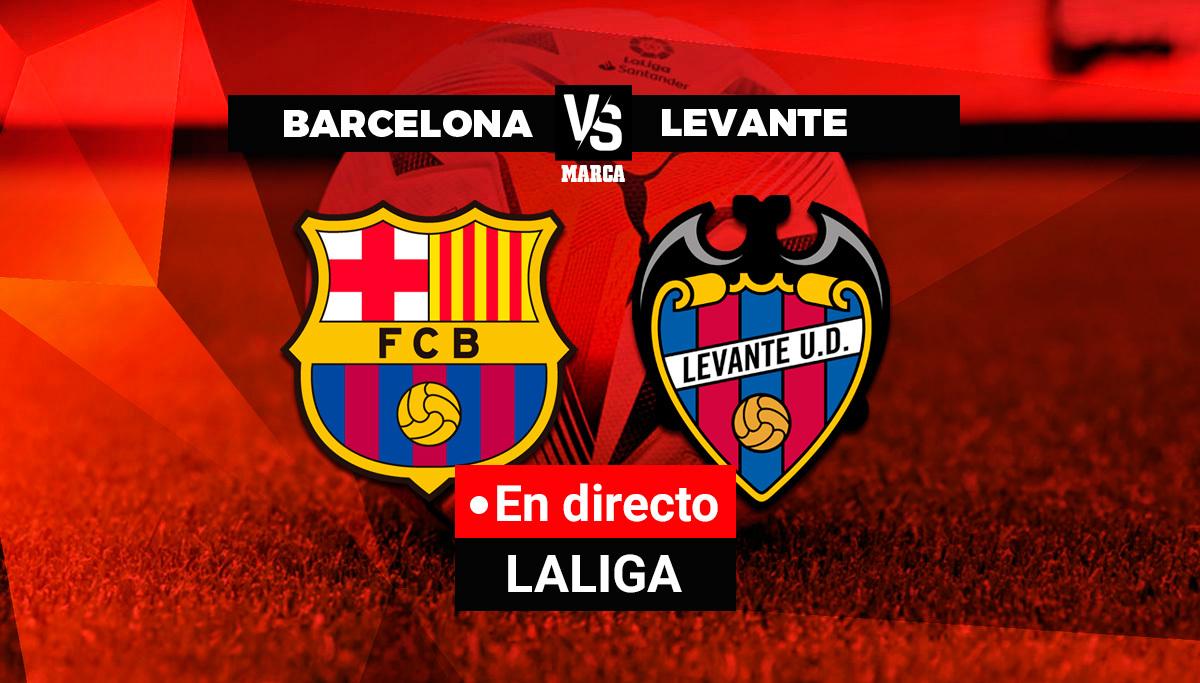 Barcelona vs Levante Highlights 26 September 2021