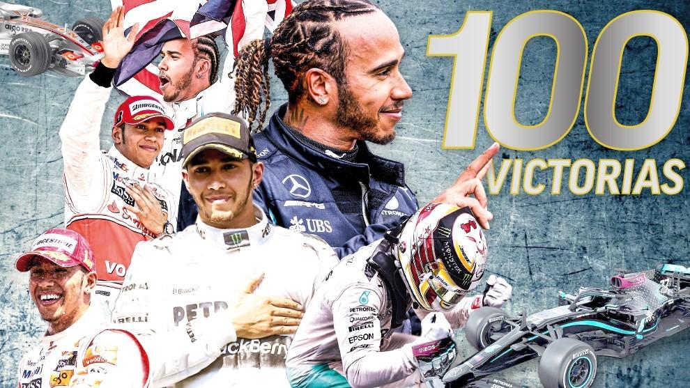 Hamilton se pone a cien