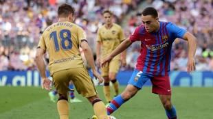 Sergiño Dest da un recital y se confirma como el lateral que el Barcelona necesita