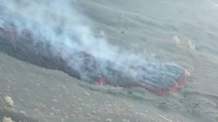 Última hora de la eurupción del volcán de La Palma