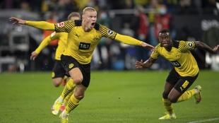 Haaland Real Madrid - Fichajes Dortmund