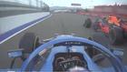 """""""¡Caramba!"""" La cámara 'on board' de los cuatro adelantamientos de Alonso en lluvia"""
