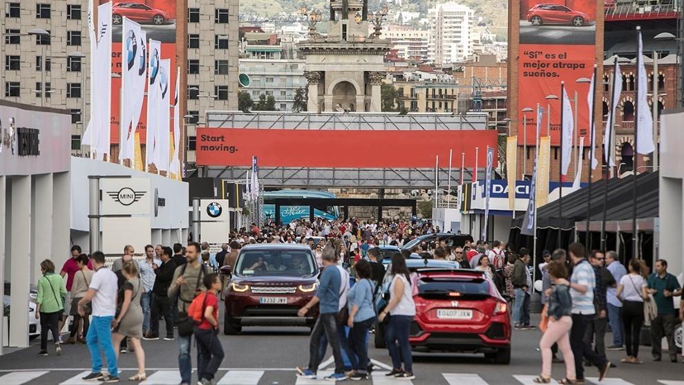 Automobile Barcelona 2021 - salon de barcelona - coche eléctrico -...