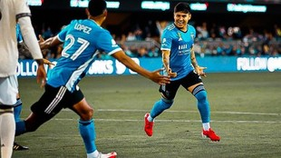 'Chofis' López y su gran metamorfosis en la MLS tras irse de la Liga MX