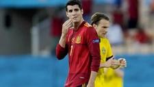 Morata se lesiona y se pierde la Nations League con España