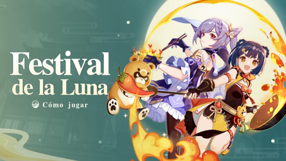 Festival de la Luna, el nuevo evento de Genshin Impact