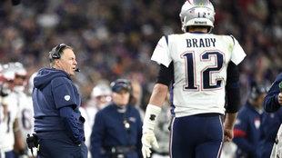 Belichick sobre su duelo ante Brady: 'No éramos tan buena opción como Tampa y no me sorprende lo que está haciendo'