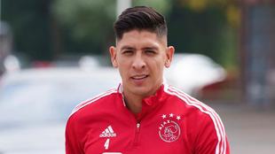 Edson Álvarez revela que ya encontró la estabilidad deseada en el...