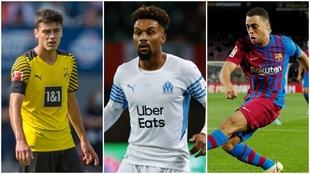 Estados Unidos, el país de América con más actividad en las grandes ligas de Europa con jugadores sub 21