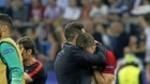 El dolor de Simeone que casi le obliga a dejar el Atlético
