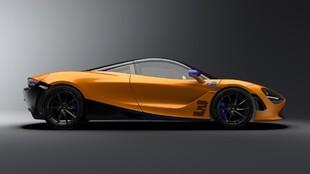 Daniel Ricciardo - McLaren 720S - MSO - serie limitada - Australia