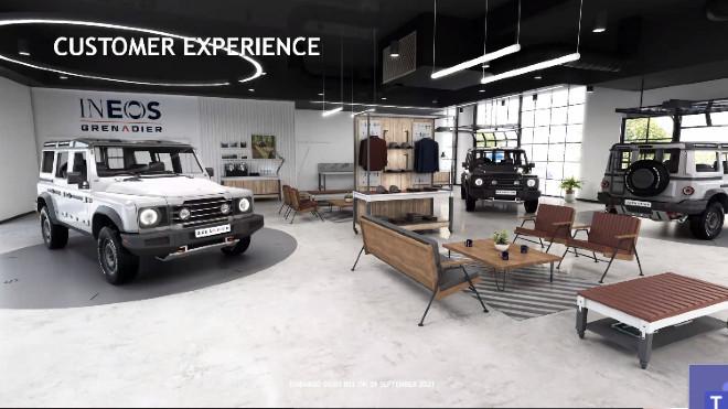 Ineos Automotive - Ineos Grenadier - Concesionario