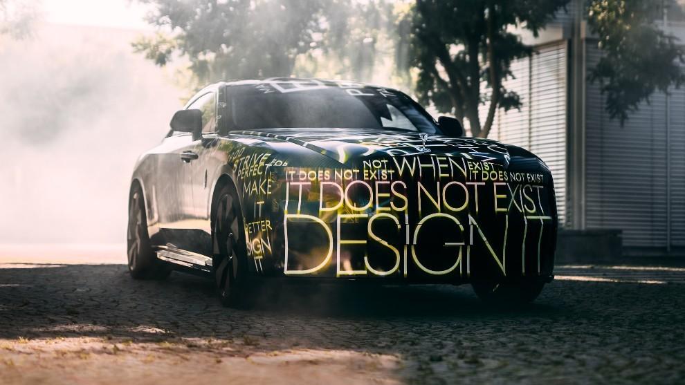 Rolls-Royce - Spectre - Rolls-Royce electrico - 2023