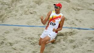 Pablo Herrera en los Juegos de Río 2016.