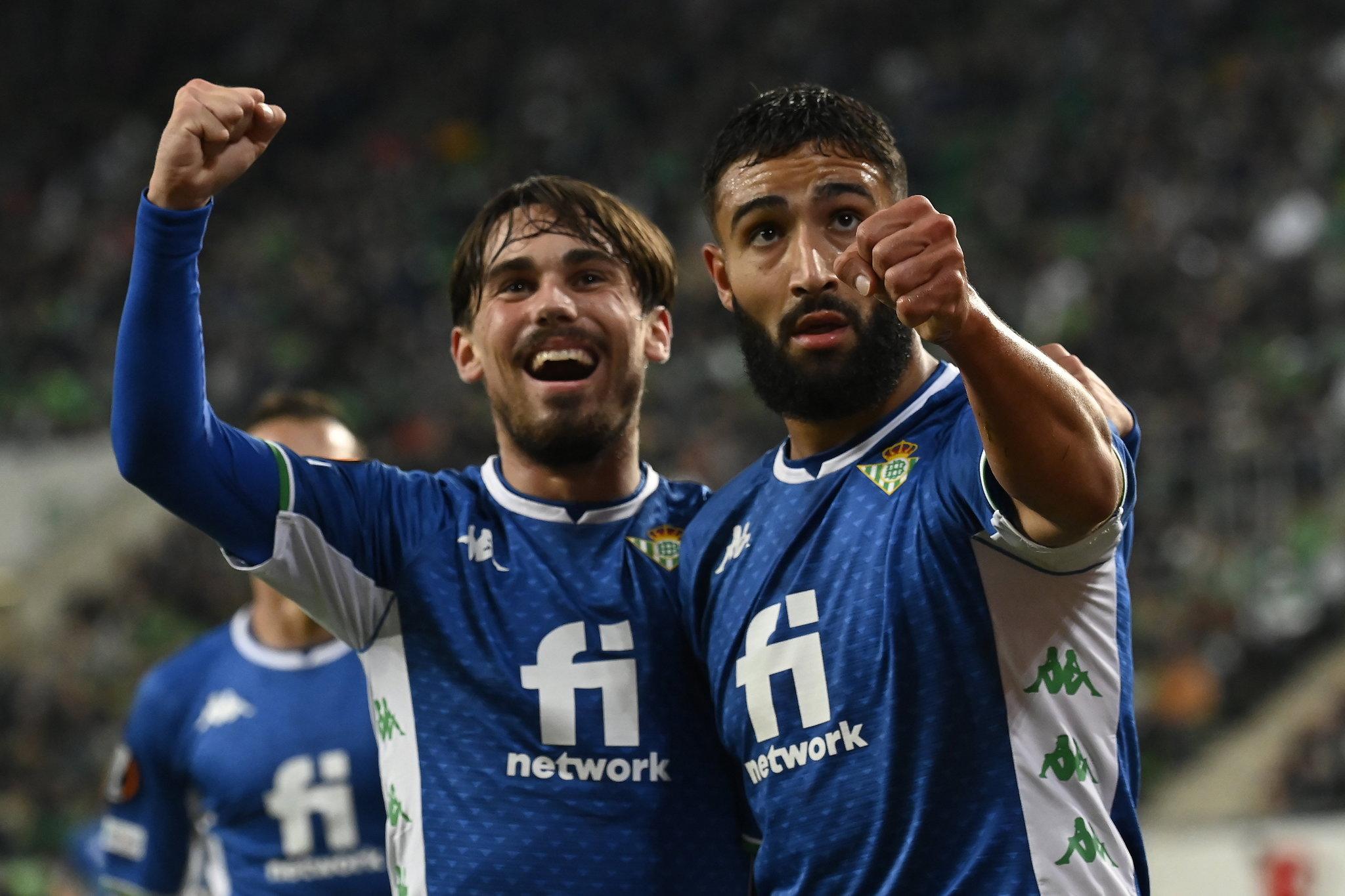 Clara victoria del Betis ante el Ferencvaros y empate de la Real Sociedad en casa con el Mónaco.