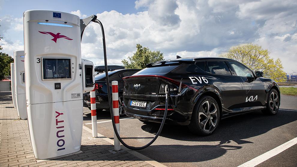 Prueba del Kia EV6 - Kia EV6 GT - Kia electrico - coche electrico - SUV - test drive