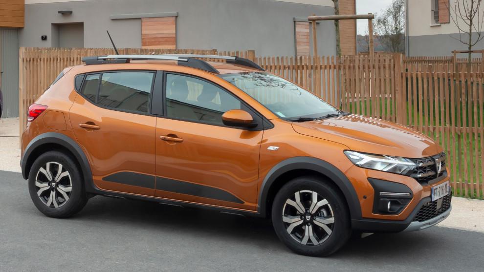 Dacia Sandero Stepway - Coches mas vendidos