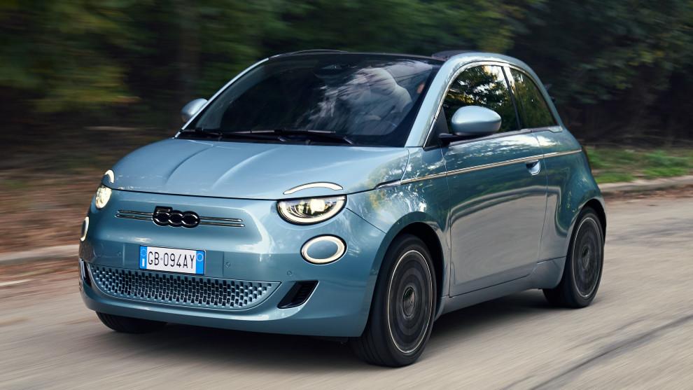 Fiat 500e - Fiat 500 electrico - Plan Moves III