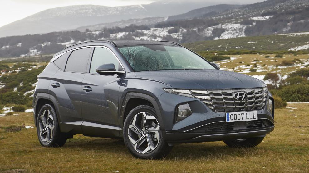 Hyundai Tucson - Coches mas vendidos