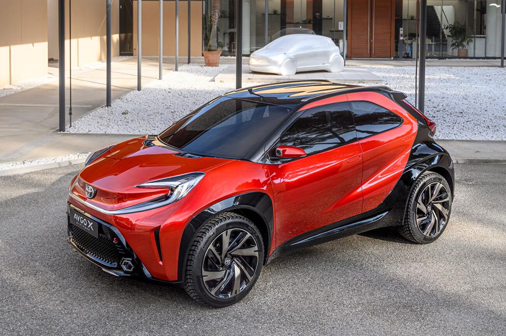 Toyota Aygo X - SUV - crossover - tercera generacion - todocamino - nuevo modelo