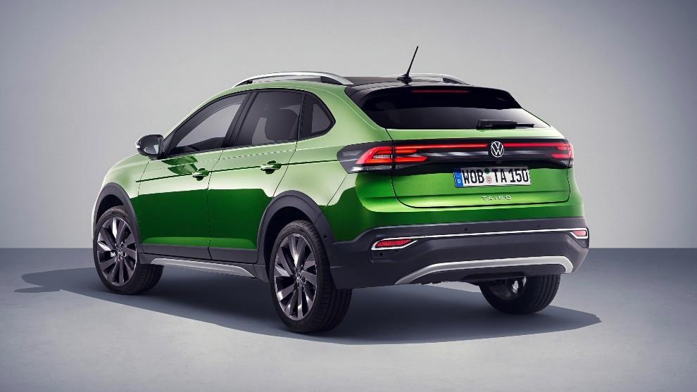 Volkswagen Taigo - SUV - coupe - precios para España - todocamino