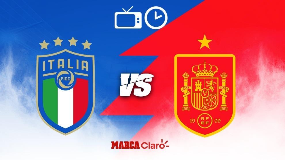 Włochy vs Hiszpania