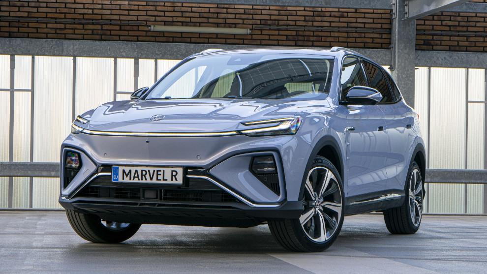 MG Marvel R Electric - SUV electrico