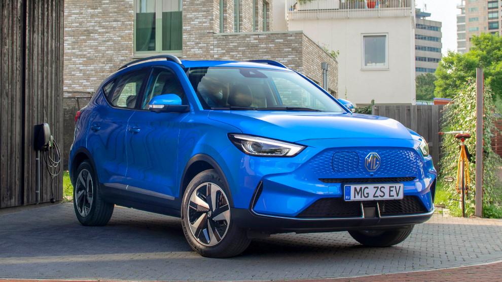 El MG Marvel R Electric, un rival para el Volkswagen ID.4 disponible por 39.990 euros