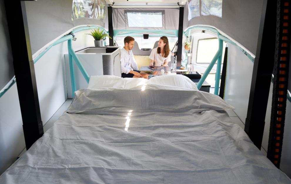Stella Vita - Autocaravana electrica - Energia solar - Solar Team Eindhoven