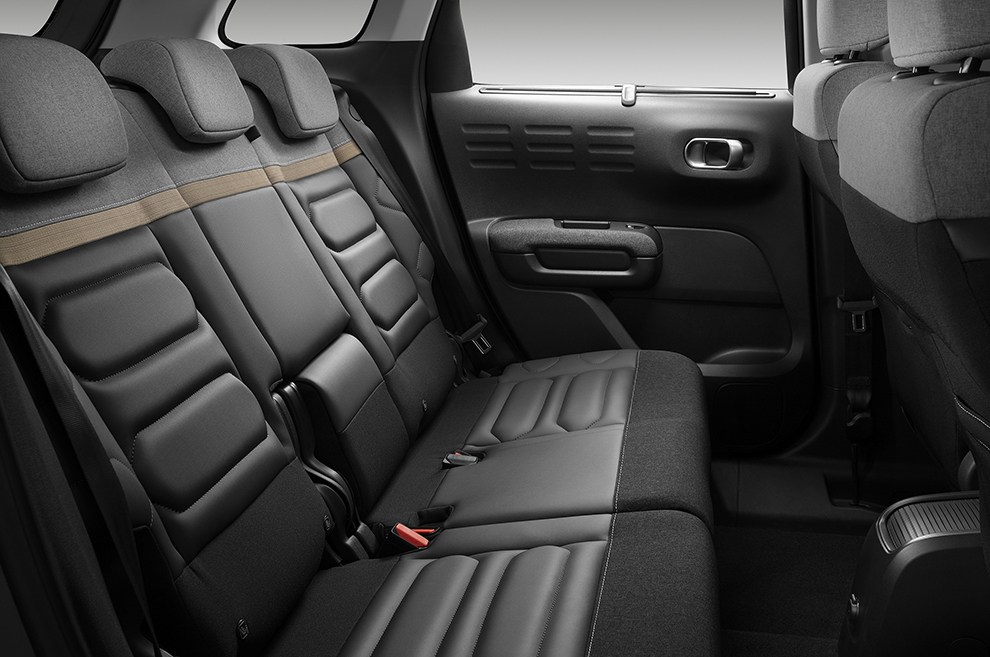 prueba del citroën c3 aircross hdi - diesel - suv - test drive - advanced confort