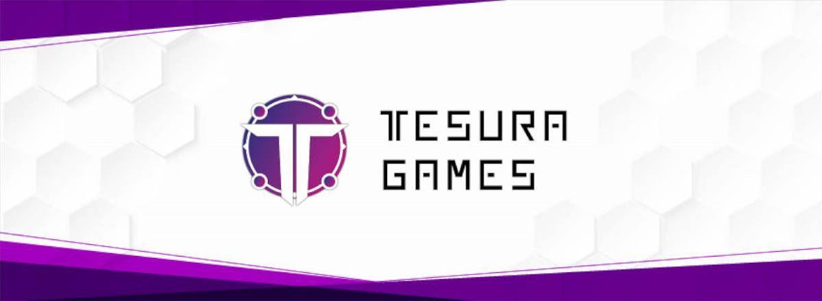 Logo de Tesura Games.