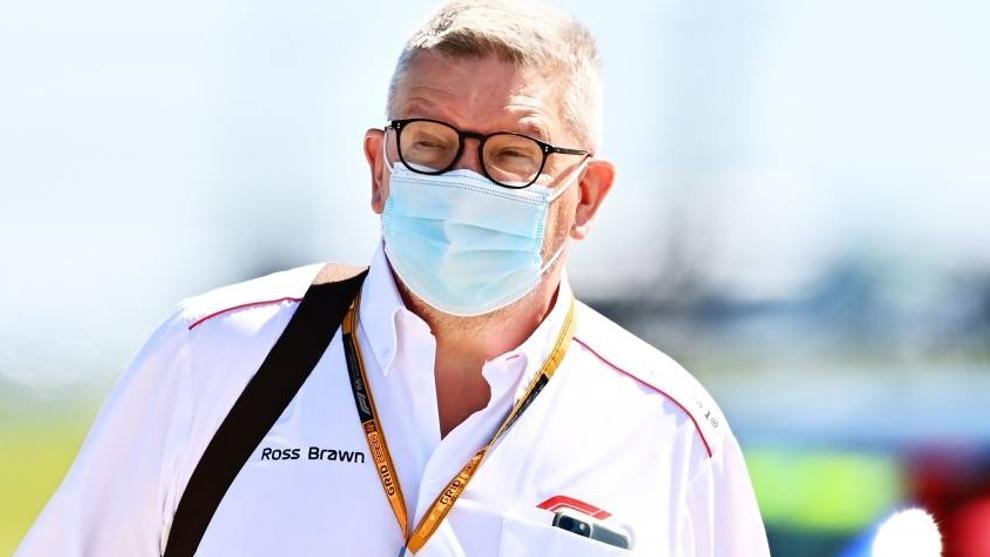 Ross Brawn, director deportivo de la F1.