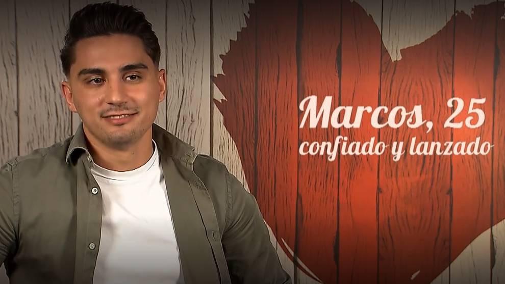 Marcos, en First Dates /