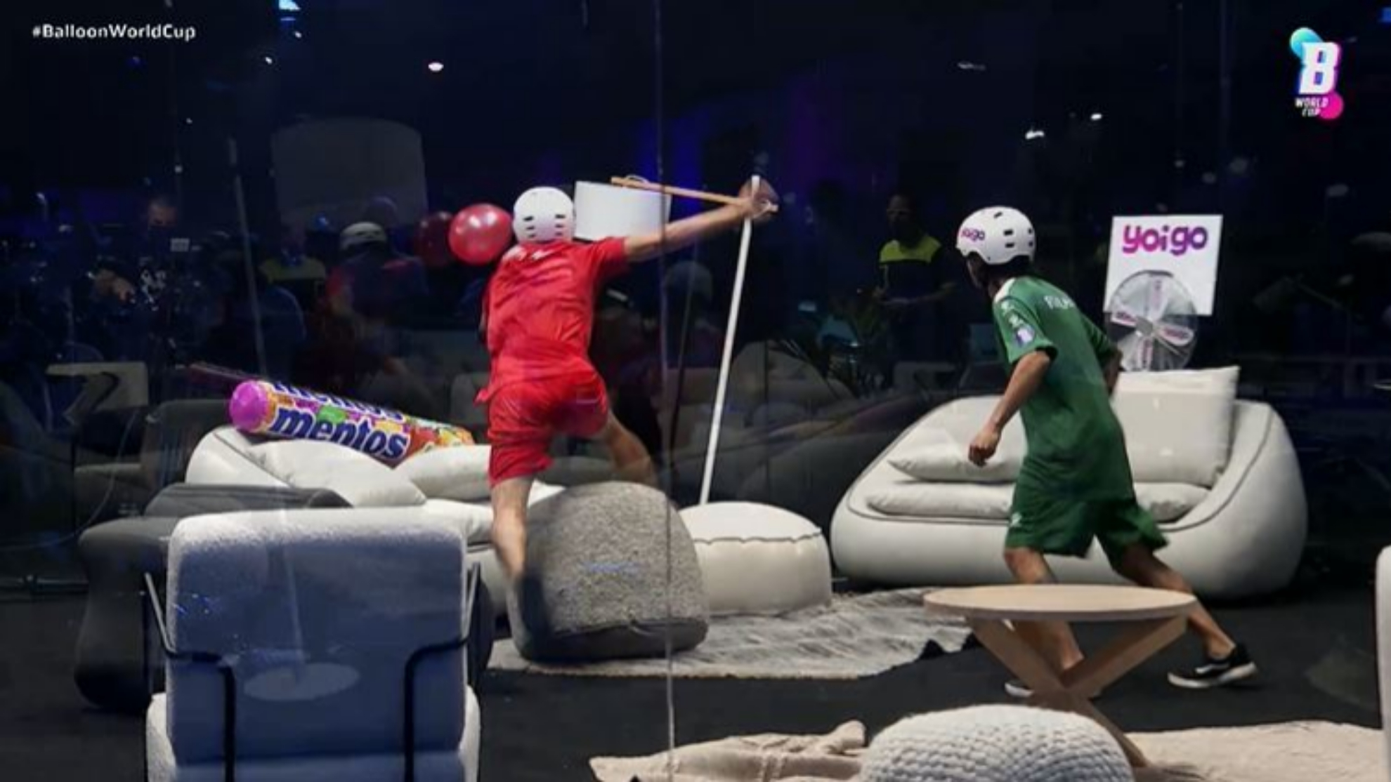 mongolia balloon world cup