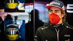 """Fernando Alonso: """"Quizá estemos guardando toda la buena suerte para 2022"""""""