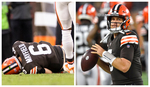 Browns' Mayfield out with shoulder injury, Keenum starting