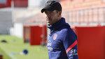 """Simeone: """"El equipo ha demostrado que puede reaccionar, pero nos preocupa empezar por detrás en el marcador"""""""